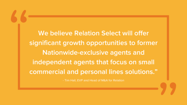 Tim Hall quote about Relation Select