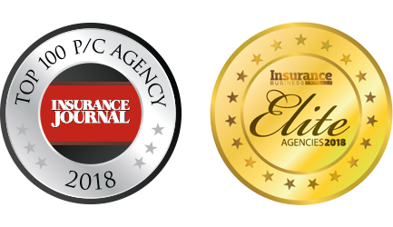 Awards - Top 100 P/C Agency - Elite Agency 2018